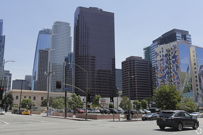 Law firm Allen Matkins expanded its 2019-2020 lease at 865 S. Figueroa St.