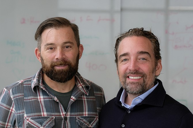 Doug Hirsch and Trevor Bezdek, co-CEOs, GoodRx.