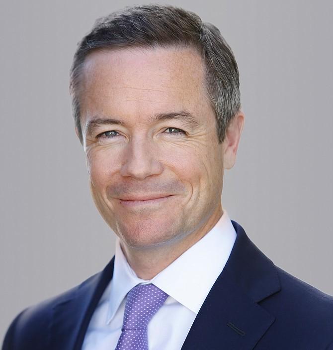 Andrew McDonald, chief executive, Americas division, Cushman & Wakefield.