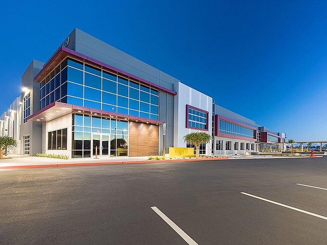 Photo courtesy of Cushman & Wakefield. This Carlsbad building was leased to a life science company then sold.