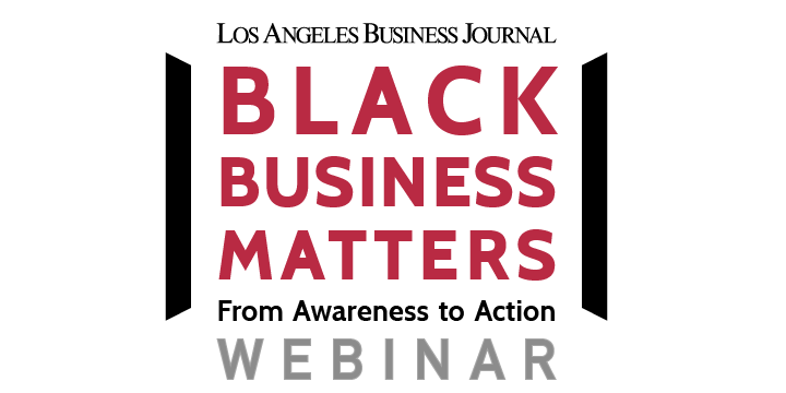 Los Angeles Business Journal Black Business Matters Logo