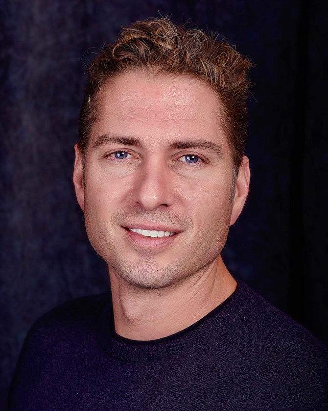 Carbonated CEO Travis Boatman