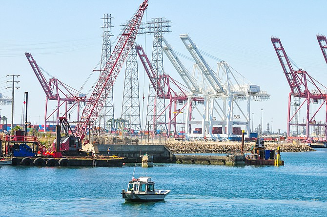 Port of Long Beach Executive Director Mario Cordero said ocean carriers are adjusting to declining demand for imports.
