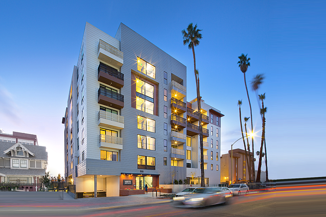 Jamison sold a 72-unit multifamily property in Koreatown for $32.4 million to real estate investment firm Omninet Capital.