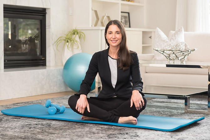 Lindsay Cook, co-founder and chief executive, FitOn Inc.