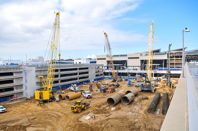 Los Angeles World Airports will be part of the new Compete4LA contract procurement platform.
