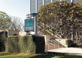 Molina Healthcare's Long Beach headquarters