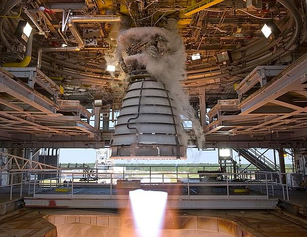 Aerojet Rocketdyne produced four RS-25 engines and one RL10 engine to be used on Artemis II, which are ready to be installed on the SLS's core stage.