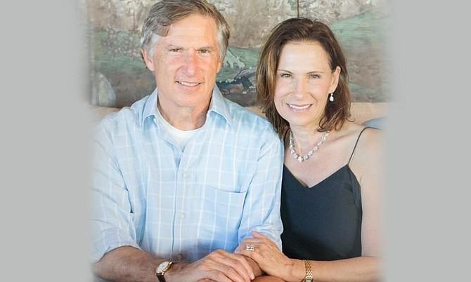 Bruce Karsh, Martha Karsh, and the Karsh Family Foundated donated $25 million to the Cedars-Sinai Center on July 21.