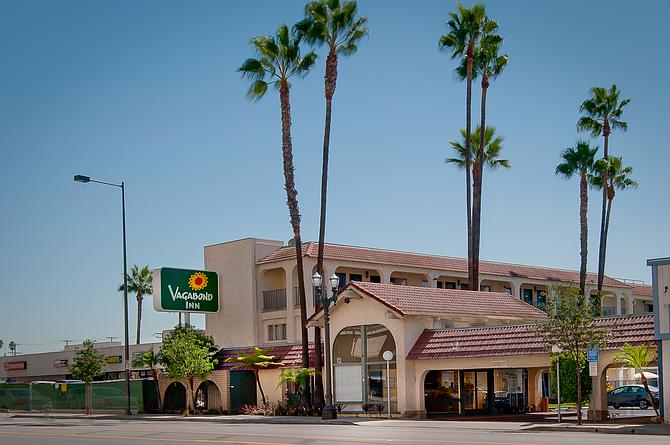 Vagabond Inn in Glendale.