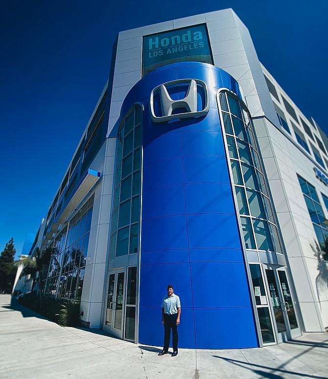 Brandon Steven Motors will keep the Downtown Honda staff.