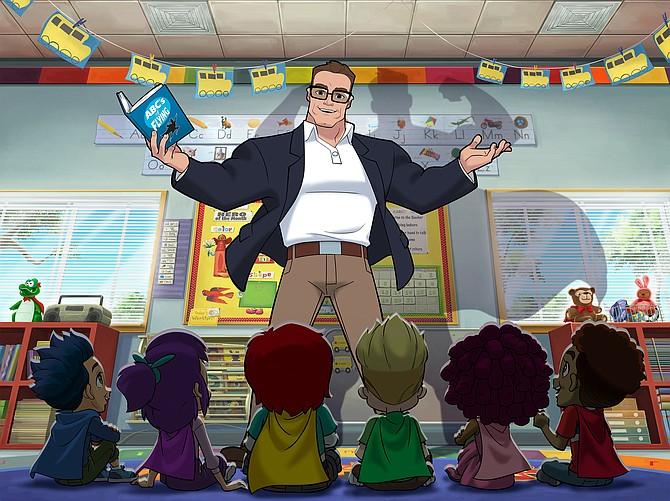 """Genius Brands' new children's series """"Stan Lee's Superhero Kindergarten"""" will premiere on Amazon Prime in 2021."""