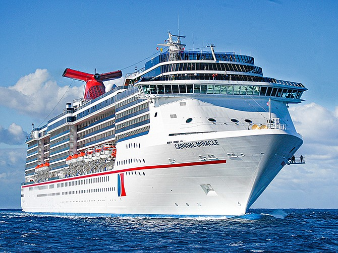 Photo courtesy of Carnival Cruise Line.