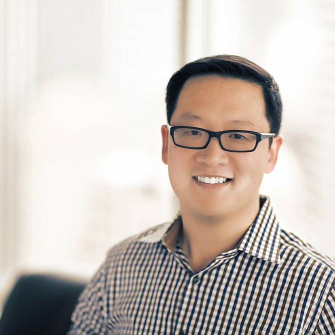 Mike Lu, CEO of Triller.