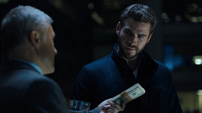 """Quibi's """"Most Dangerous Game,"""" starring Liam Hemsworth, received an Emmy nomination for Outstanding Short-Form Drama Series."""
