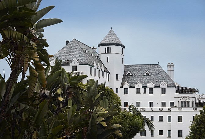 Chateau Marmont is being converted into a members-owned hotel.