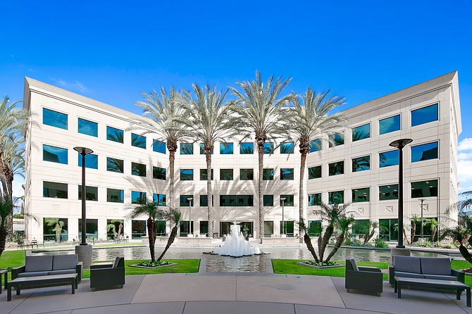 Waterford Property Co., whose portfolio includes a four-story building in West Covina, has been collecting 95% of rents.