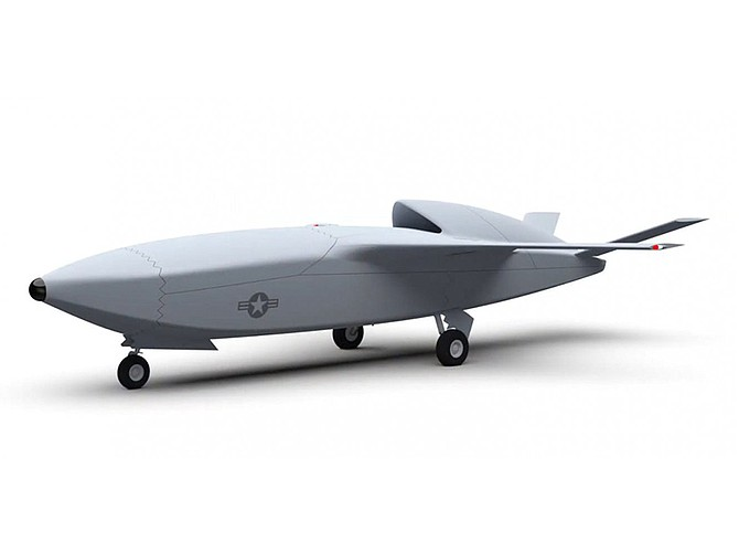 Rendering courtesy of U.S. Air Force.