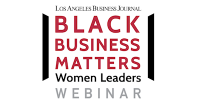 Los Angeles Business Journal BBM Women Leaders Logo