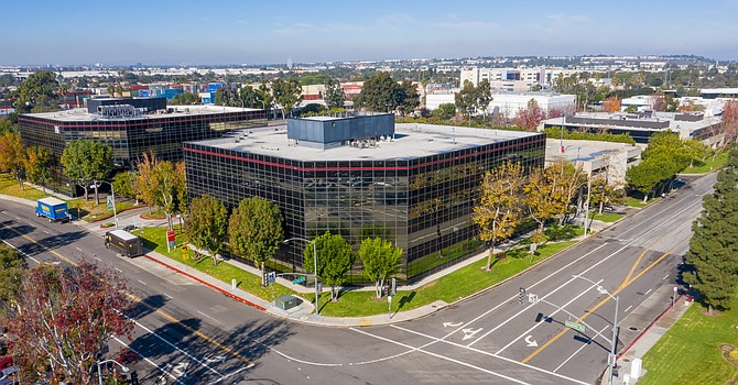 Atlantic Pearl Investments has sold a roughly 78,000-square-foot multitenant office building in Long Beach for $16 million.