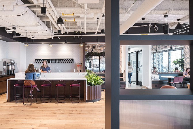 Optimistic Coworking Proponents Prepare For Next Stage Of Flex Spaces Los Angeles Business Journal