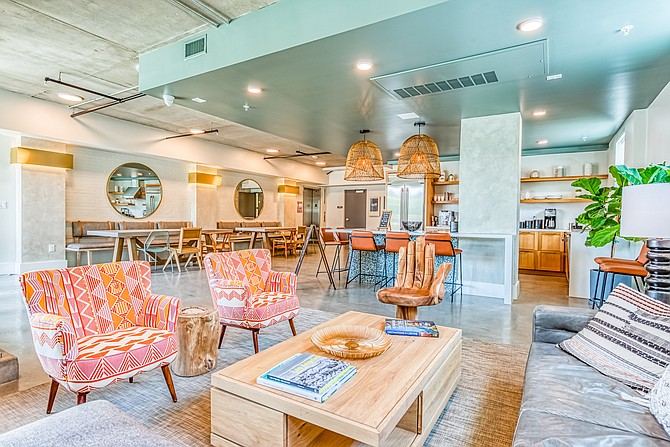 California Landmark Group opened C1, which has coliving space, in Marina del Rey last year.