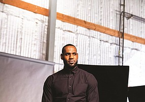 LeBron James looks to match his NBA success off the court.