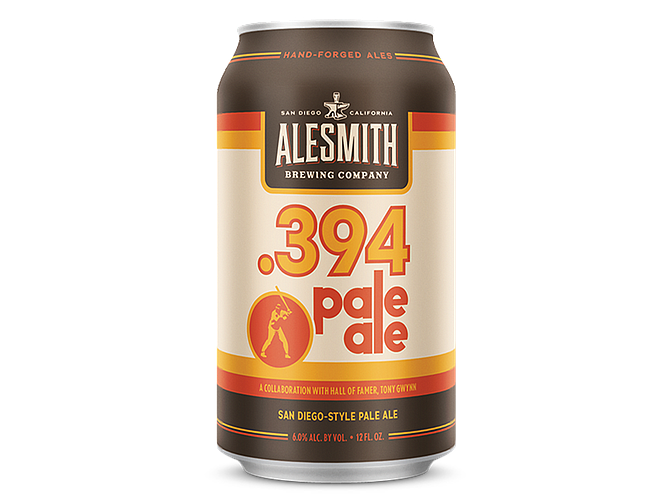 Photo courtesy of AleSmith Brewing Co.