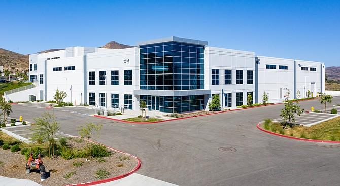 Conejo Spectrum Business Park, Thousand Oaks.