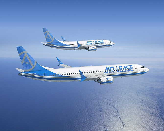 Air Lease revenue rose 10% in the first half of 2020.