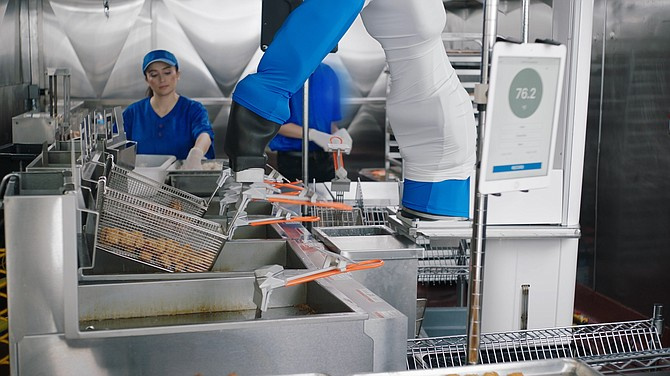 Miso Robotics says interest in restaurant automation is increasing.