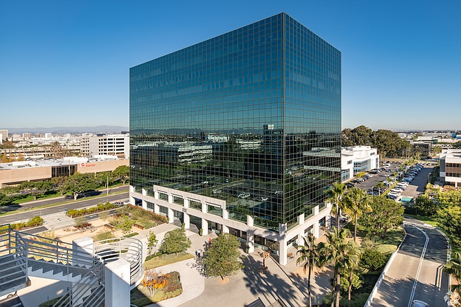 El Segundo: Artisan Realty Advisors and Starwood Capital Group bought an office property at 1960 Grand Ave. for nearly $133 million.