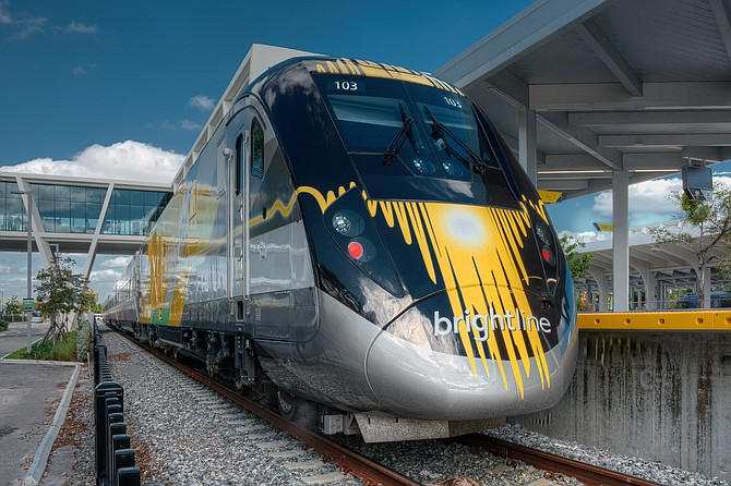Brightline is working with Metrolink on possible route options.