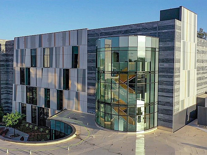 Photo courtesy of Kaiser Permanente. Kaiser Permanente has completed its new medical building in Clairemont Mesa.