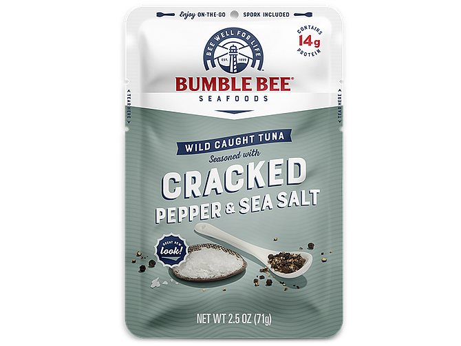 Photo courtesy of Bumble Bee Seafood Company.