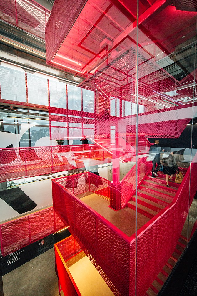TikTok's Culver City office is its largest location in the United States.