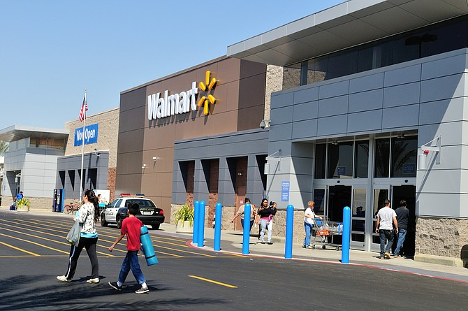 Walmart has about 3,500 workers in L.A. County.