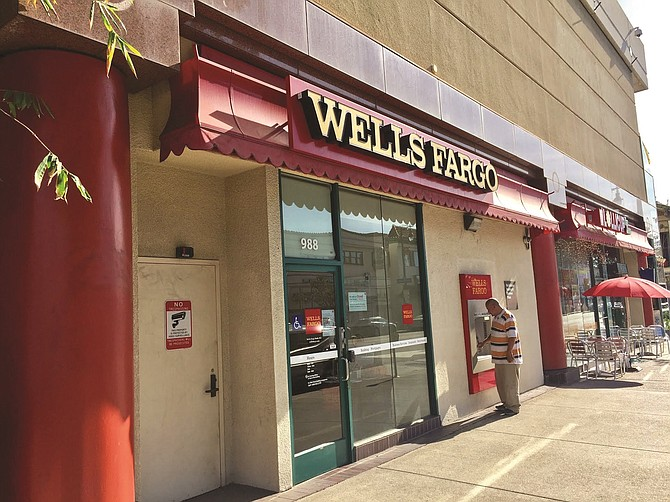 Wells Fargo was the county's top bank employer again in 2020.
