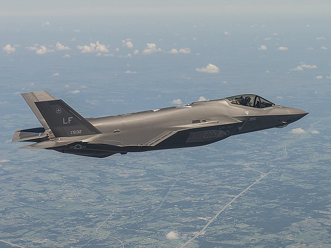 Photo courtesy of Lockheed Martin Corp.