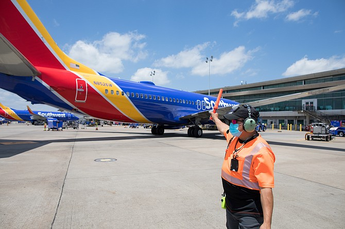 Southwest adds 17 slots at Long Beach Airport.