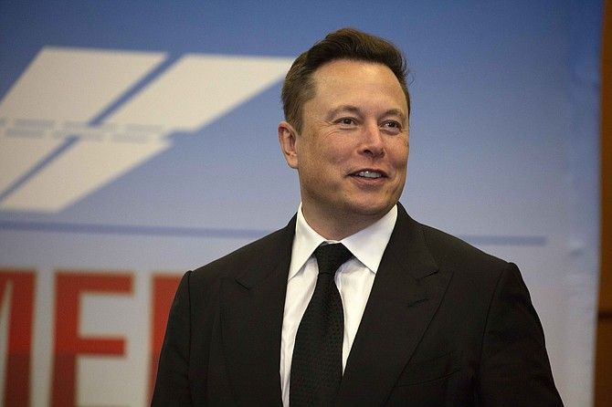 Elon Musk, the No. 1 Wealthiest Angeleno of 2020.