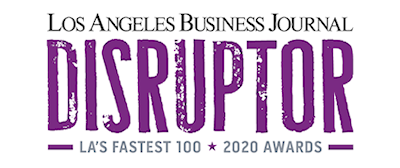 Disruptors Awards LA's 100 Fastest Growing