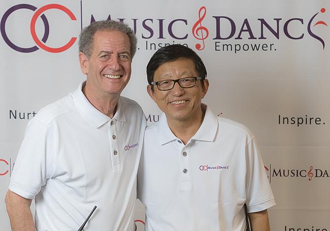 Doug Freeman, Charlie Zhang