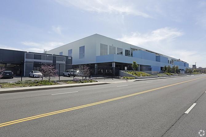Radiology Partners' El Segundo headquarters.
