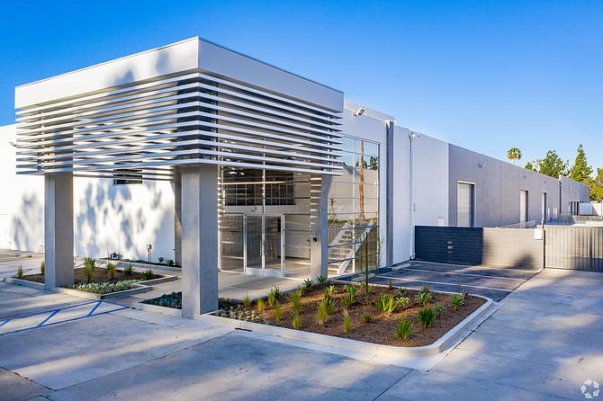 Performance Machine is leasing new headquarters in Cerritos.