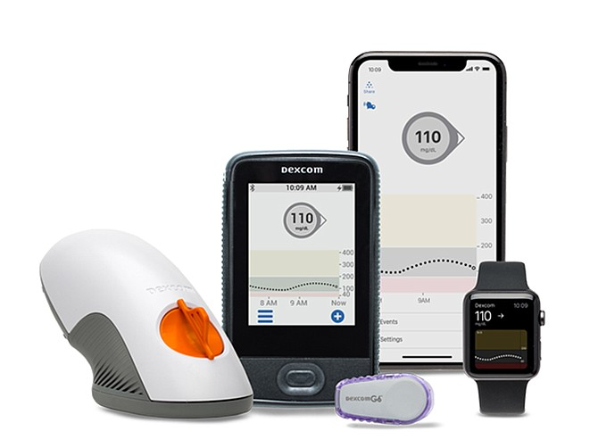 Photo courtesy of Dexcom.