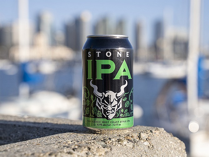 Photo courtesy of Stone Brewing.