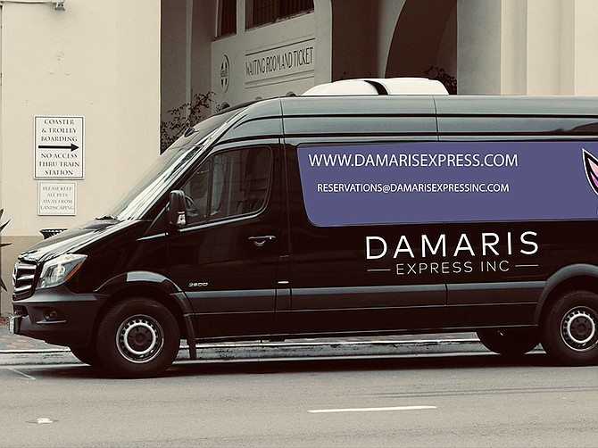 Photo courtesy of Damaris Express Inc. Damaris Express Inc., founded in 2016 and headquartered in Otay Mesa, recently launched an omni-channel sales and back-end inventory management system.