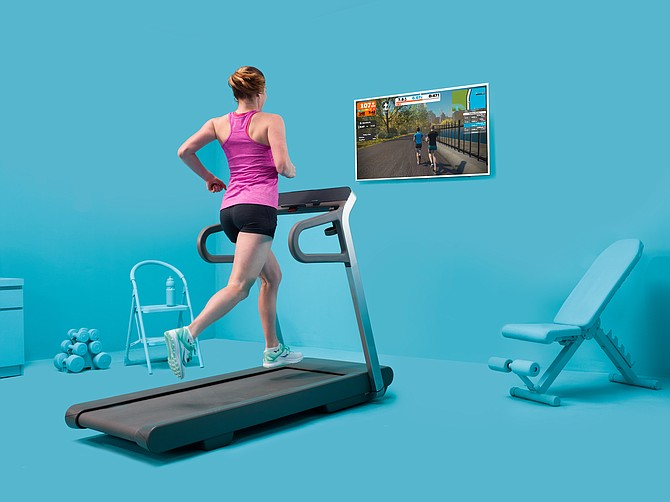 Zwift will use the raise to gamify its platform, which allows users to run or cycle virtually with others.