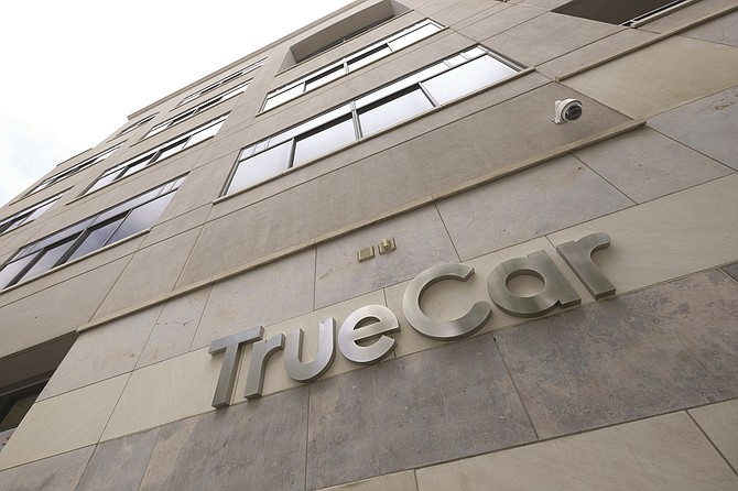 Corporate office building of TrueCar in Santa Monica. (Photo by Ringo Chiu)